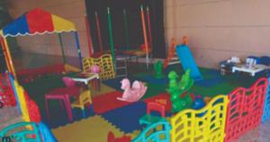 Aluguel de Espaço Criança