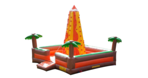 Aluguel de Pirâmide de Escalada Inflável